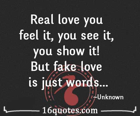 Fake Love Quotes : 17 Best Fake Love Quotes on Pinterest Hurt quotes, Breaking quotes ...