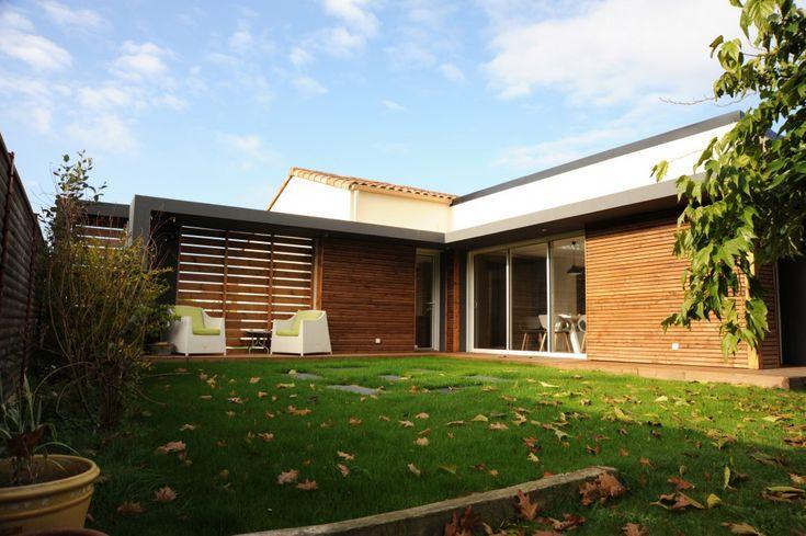 Extension et rénovation d'une maison à Gétigné