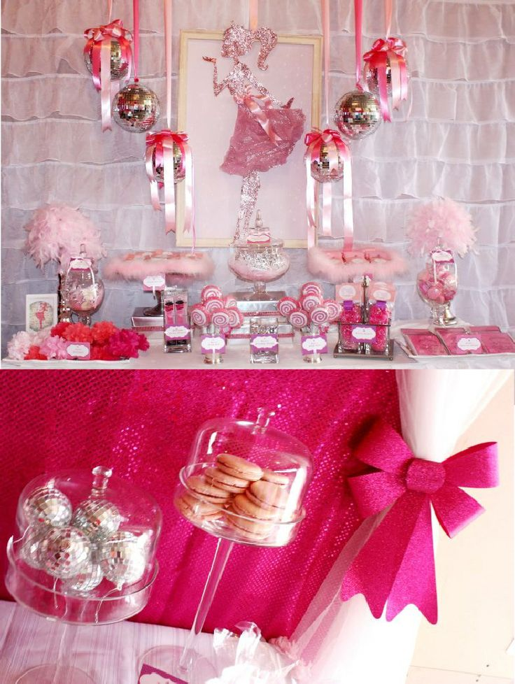 1000 images about princess baby shower ideas on pinterest for Decoration barbie