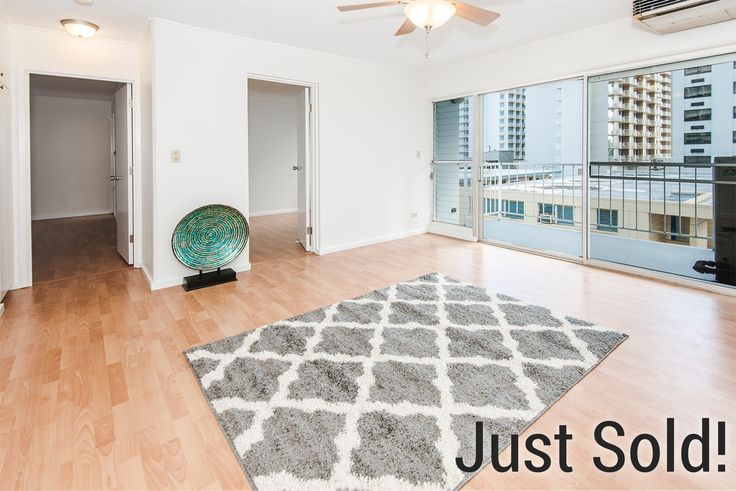 Just Sold in Waikiki! Represented Buyer.  Charming 2-bedroom unit great for first-time buyers or investors. Walking distance to world-famous Waikiki Beach!