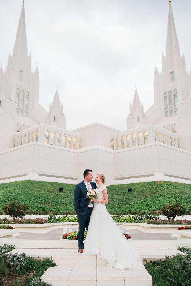 Beach Bridal Session Brandon Kim San Diego TempleTemple PicturesTemple WeddingBridal