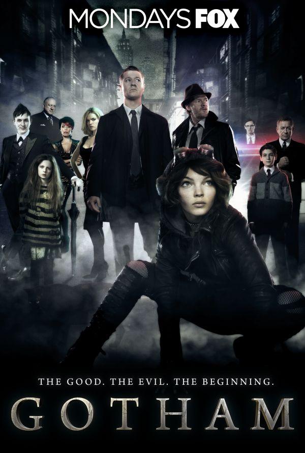 Gotham, season 1, 2014