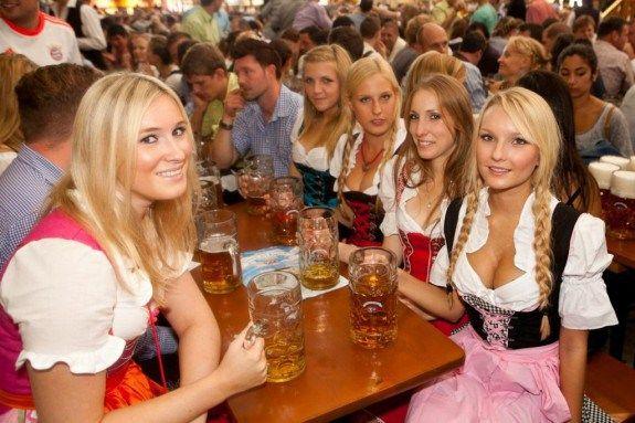 "Muslims In Germany Demand End To ""Un-Islamic"" Oktoberfest | BB4SP"