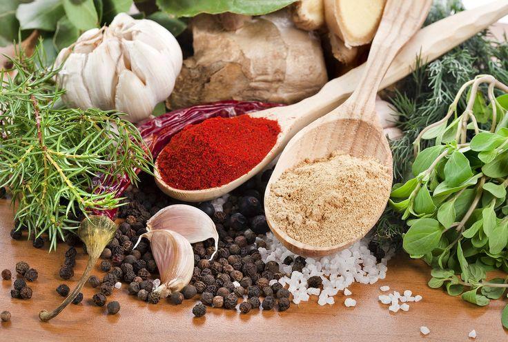 condimente- calitati terapeutice