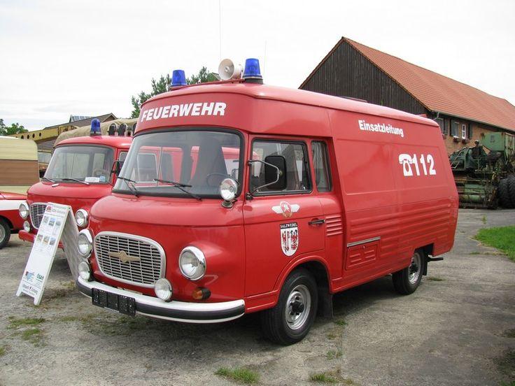 smh barkas | Barkas B1000 Krankenwagen Barkas B 1000 (SMH-3) der FEUERWEHR aus dem ...
