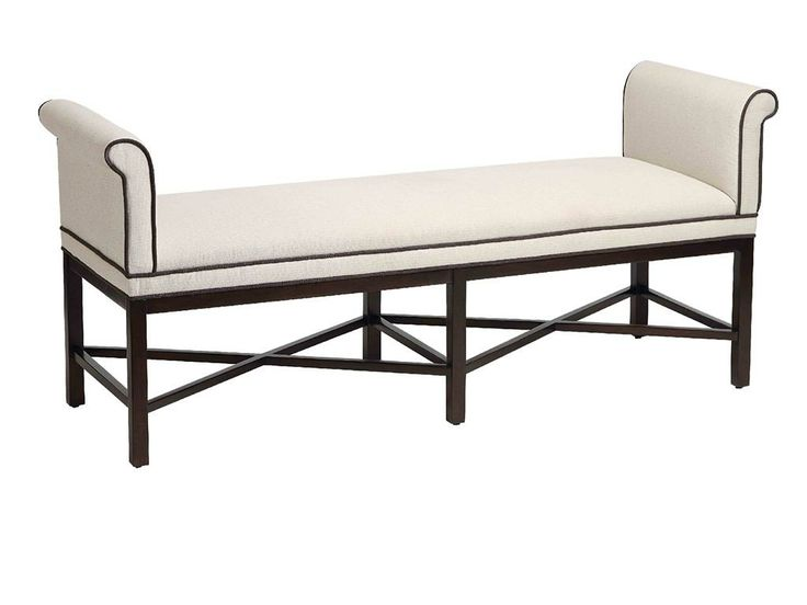 Stein World Living Room Kelly Transitional Roll Arm Bench 12480   Americana  Furniture   Tucker, GA | Indoor Benches | Pinterest | Living Rooms, ...