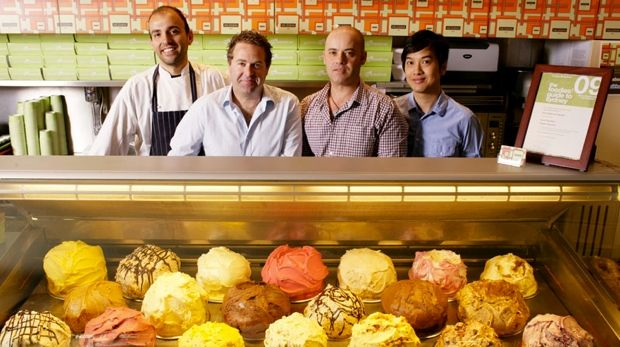 SYD: Surry Hills freezes over - Gelato Messina strikes again