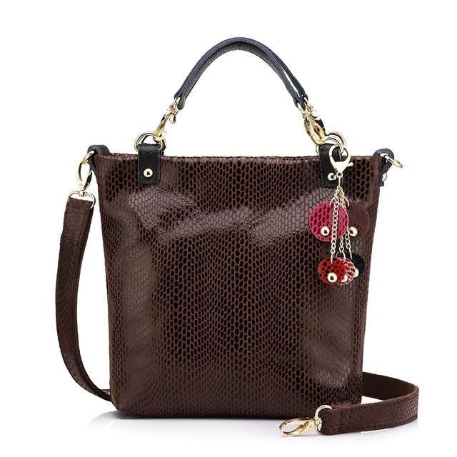 Grace Leather Handbag