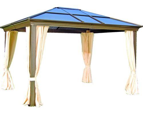 1000,- Pavillon Sinaia 3,65 x 3 m, braun