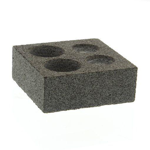 GreenLeaf Lava Stone Napkin Tray Double