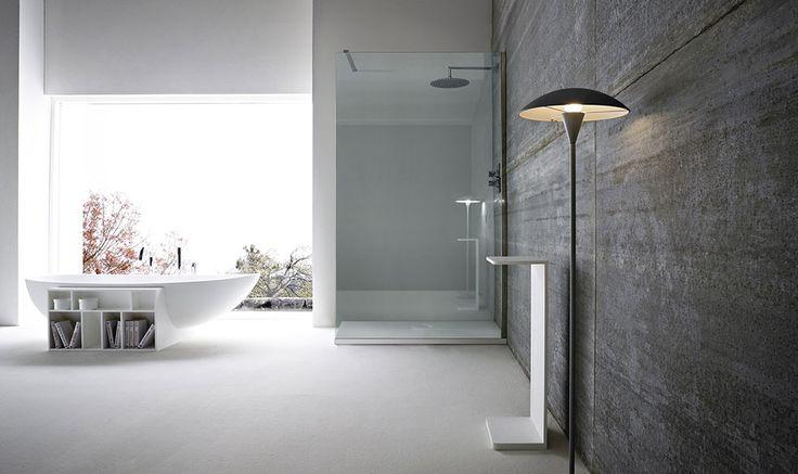 ... su Vasca Freestanding su Pinterest  Vasche, Bagno e Vasche Da Bagno