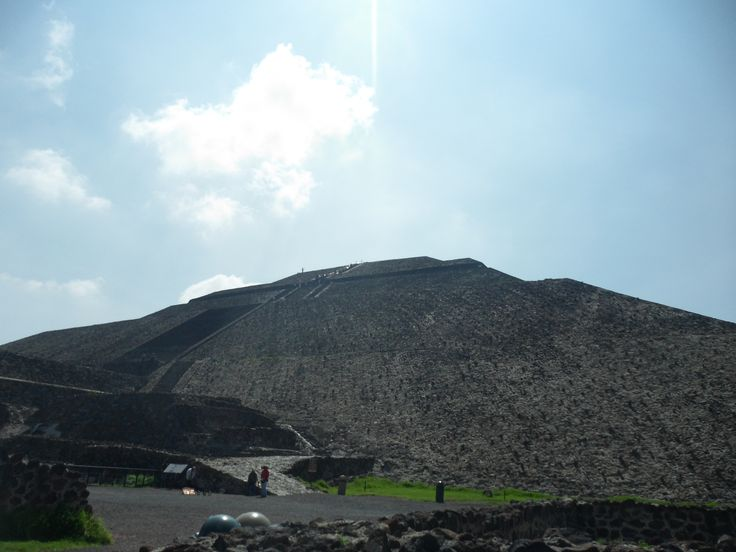 Teotihuacan - The Ghost Mega-Metropolis Of Ancient America - Explore like a Gipsy, Study like a Ninja
