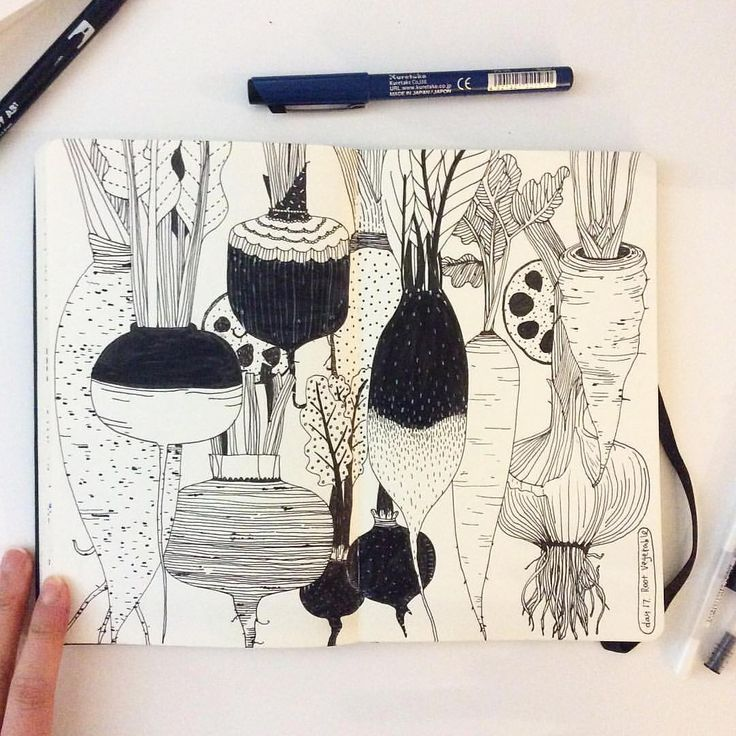 """I'm really loving seeing all of the posts by artists participating in the @creativebug #cbdrawaday . This is by Heegyum Kim, one of my most fave artists.…"""