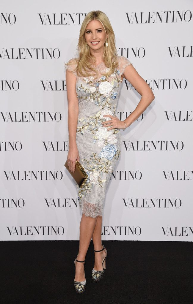 Ivanka Trump attends the Valentino Sala Bianca 945 Event  on December 10, 2014 in New York City.