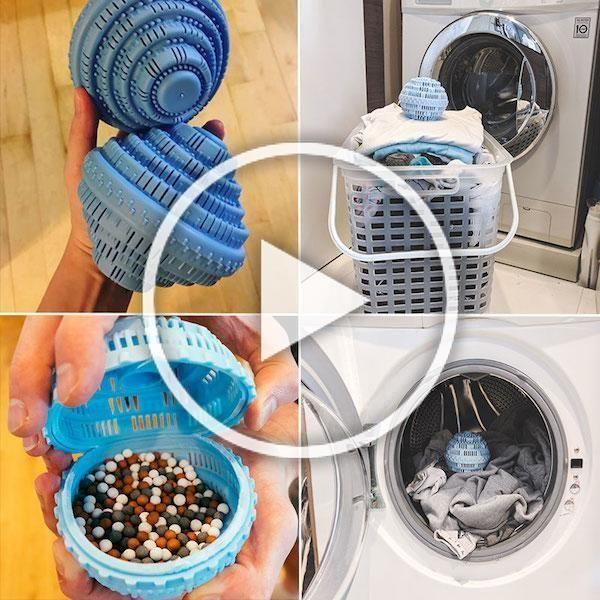 Washzilla Eco Friendly Laundry Ball 20 Off Washzilla In 2020