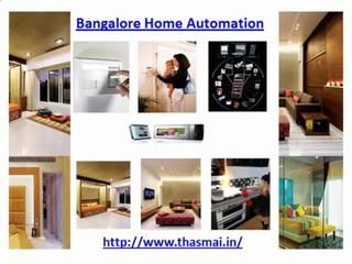Home Automation in Bangalore - Video Dailymotion