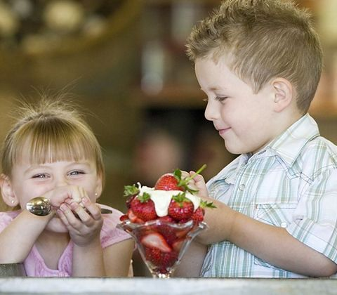 What could smell more like summer than strawberries.  Visit Sunnyridge Strawberry Farm on the Mornington Peninsula and pick your own strawberries and experience the delights of the cafe for everything strawberry.  #strawberry #morningtonpen