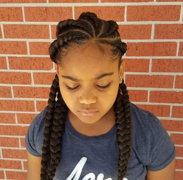Examples Goddess Braids Can Choose Your