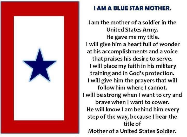 Blue Star Mother