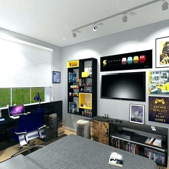 #GamerRoom|DIY #Gamer #room #decorations  Gamer room decorations gamer room decor bedroom ideas bedroom gaming –  –
