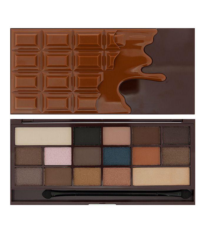 I Heart Makeup - Paleta de sombras Chocolate - Salted Caramel