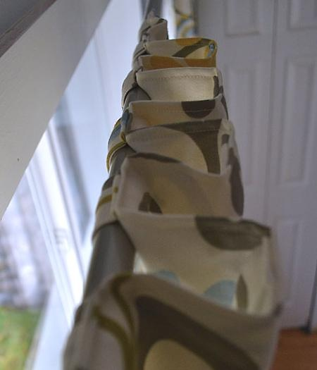 25 Best Ideas About Tab Top Curtains On Pinterest