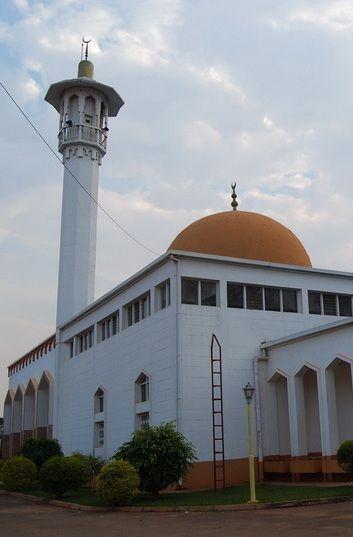 Islamic Cultural Center , Kigali - Rwanda
