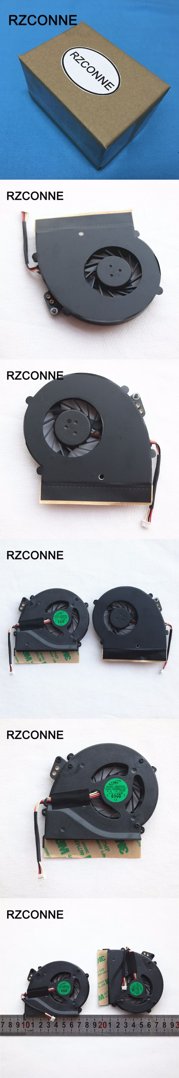 Laptop CPU Cooling Fan for Acer Extensa 5235 5635 5635G 5635Z 5635ZG emachines E528 E728 AB0805HX-TBB CWZR6 New