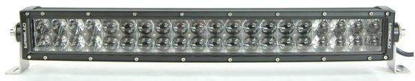"Our Highest Powered LED Light Bar. 8"" Extreme Series Straight LED Light Bar - 4800 Lumens"