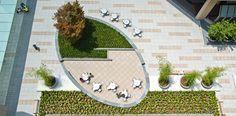 Duke Medicine Pavilion Plaza | Global