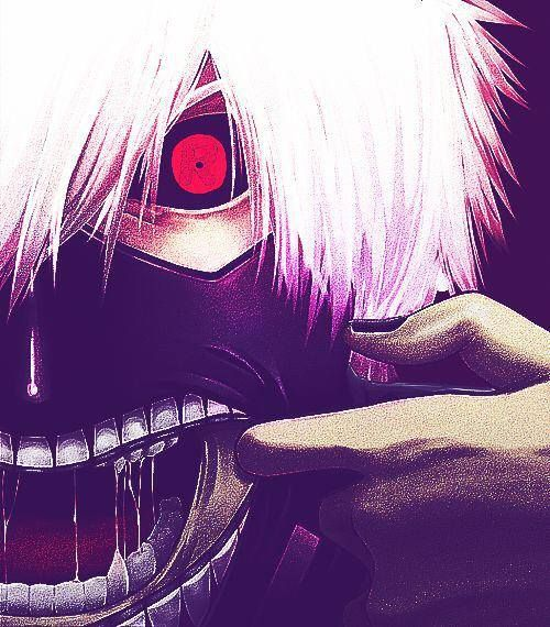 Keneki Ken|| Tokyo Ghoul ....I kinda want this as a poster on my wall...is that weird?  O.o~xTwistedxAngel