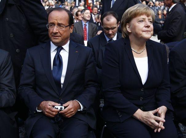 Sommet européen: le couple franco-allemand se divise