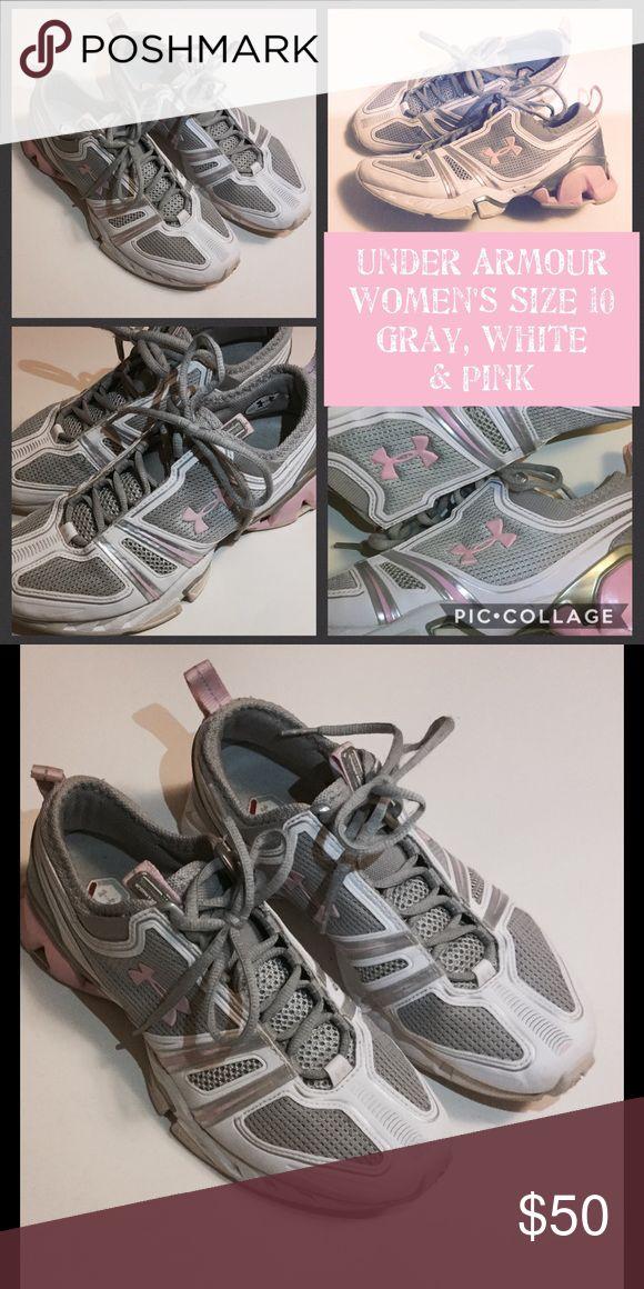 Under Armour Women's Athletic Shoe Size 10 Women's size 10 - UnderArmour shoes Under Armour Shoes Athletic Shoes