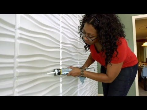 Decorative 3D Wall Panels - Textured Wall Coverings - Interior 3D Wall Tiles by WallArt