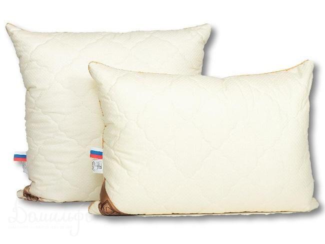 Подушка стеганая МОДЕРАТО-САТИН 50х68С от АльВиТек (Россия) - купить по низкой…