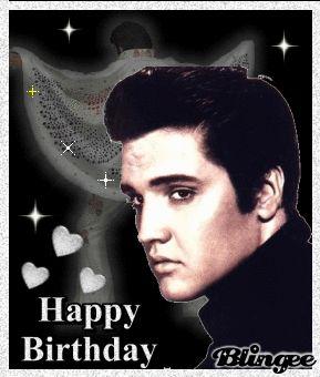 Elvis Birthday | JAN 8TH