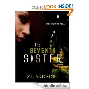 The Seventh Sister, A Vampire Romance (Parched, book Two) [Kindle Edition] REVIEW