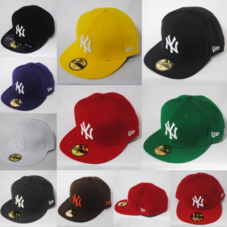 Details about new era 59fifty ny new york yankees flat