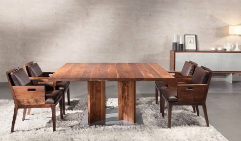 Timber Dining Tables by Gainsville.