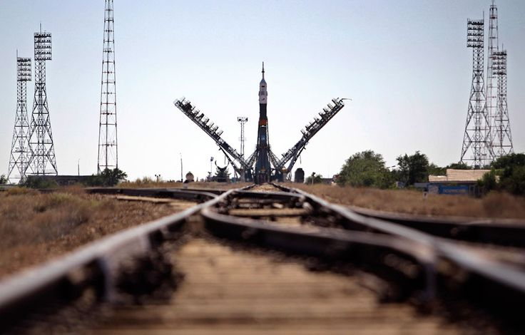 Star City and the Baikonur Cosmodrome - 41 photos (and 3 bonus) from Russia and Kazakhstan -- via Alan Taylor from TheAtlantic.com on Twitter (@in_focus).