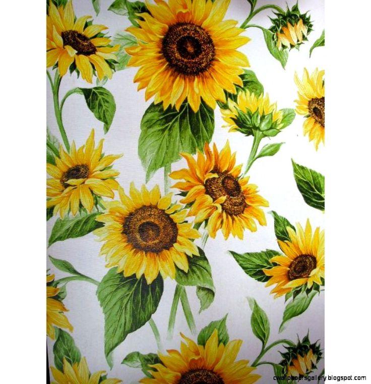 Vintage-retro-wallpaper-the-vintage-galaxy-sunflower-70s