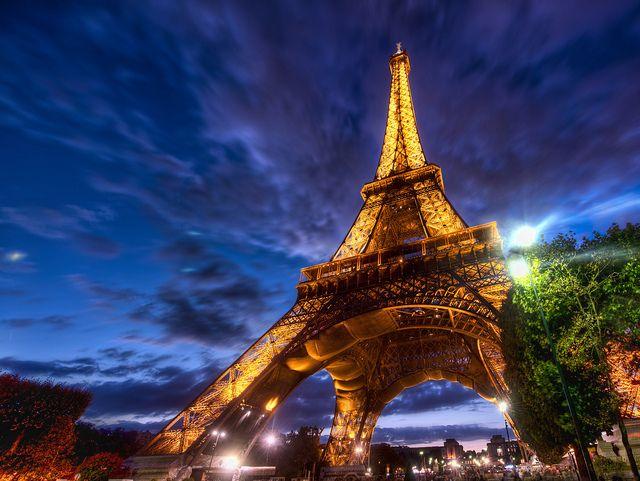 海外旅行世界遺産 エッフェル塔 パリのセーヌ河岸の絶景写真画像ランキング  フランス