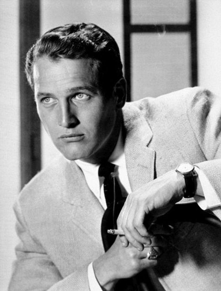 Se puede ser mas guapo? Paul Newman