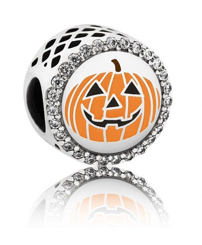 Cheap Pandora Pumpkin Charm Clearance