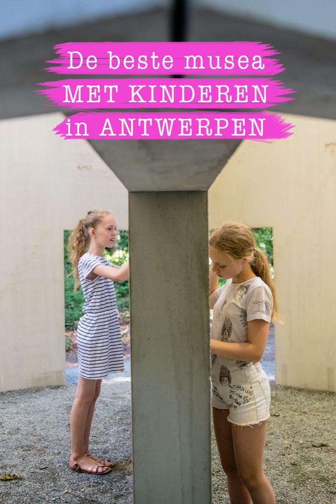 Middelheim Museum In Antwerpen Met Kinderen Experience Traps