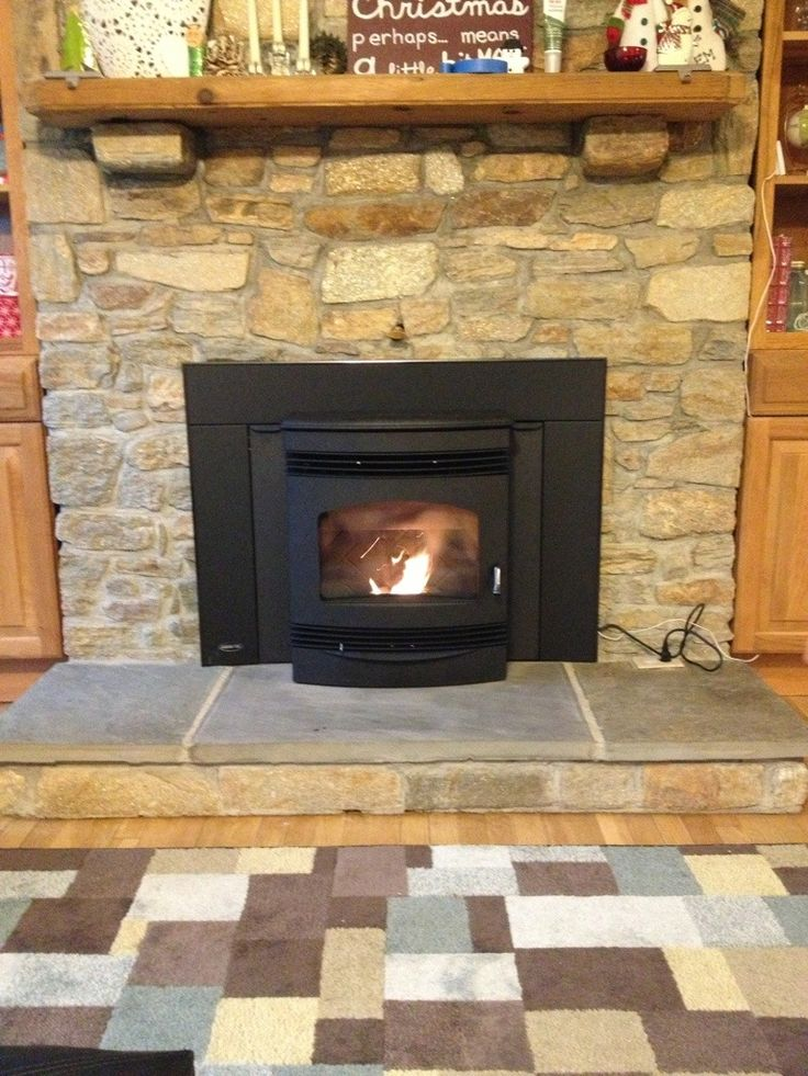 Compressed Logs For Wood Stoves ~ Best pellet stove inserts ideas on pinterest