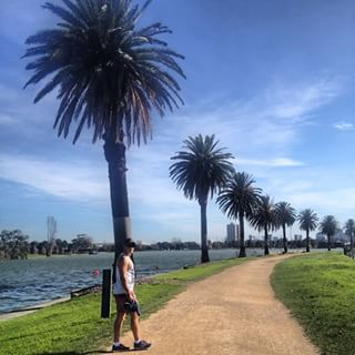 Albert Park Lake | 21 Melbourne Walks That Will Take Your Breath Away