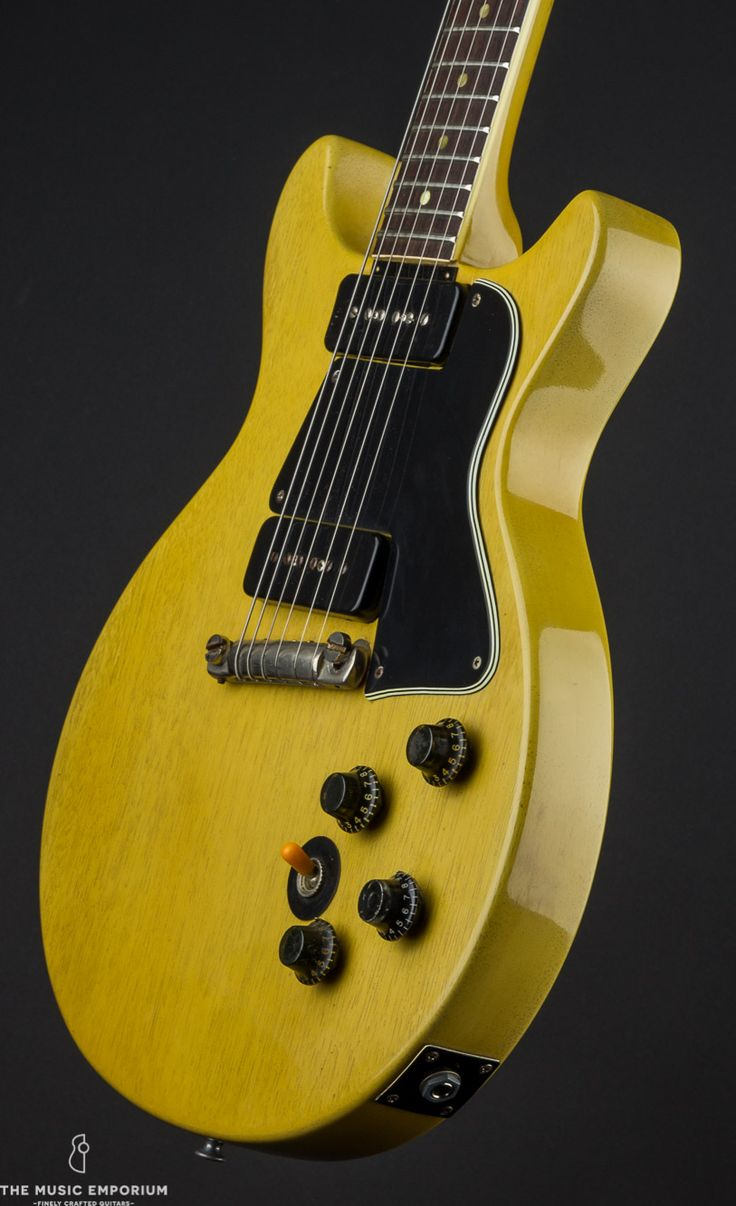 Gibson Les Paul Special TV Yellow (1959)