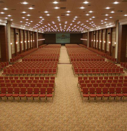 Kıbrısın en büyük kongre merkezi Acapulco'da