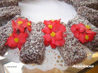 Кулинарные рецепты от Лики: Медовые палочки в шоколаде